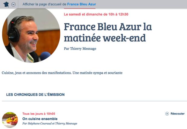 FranceBleuAzur