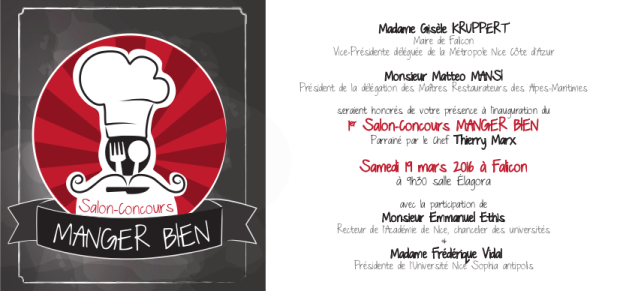 invitation Salon Concours MangerBien v