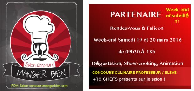 Partenaire Salon Concours MangerBien v